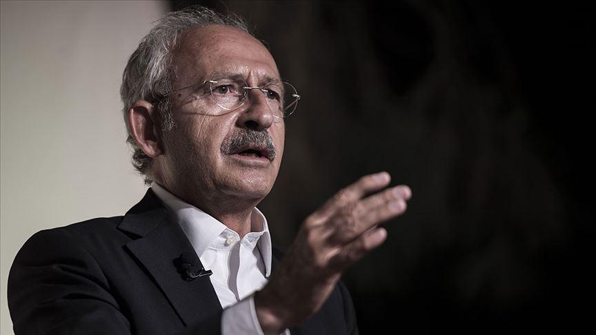Kılıçdaroğlu: Kadın kardeşlerimiz nasıl giyinirlerse giyinsin saygı göstermek bizim görevimiz