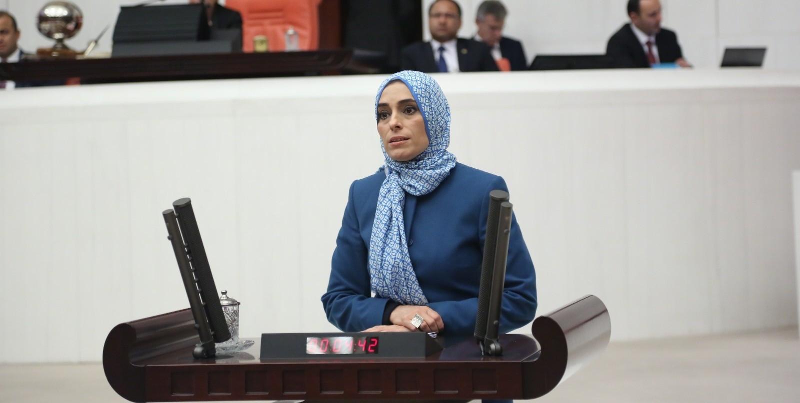 AK Parti Erzurum Milletvekili Ban'dan sert açıklama