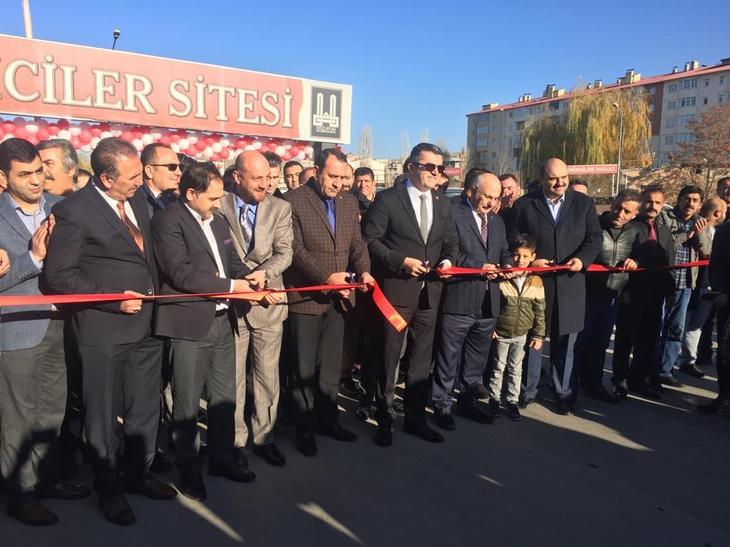 Erzurum Galericiler Sitesi'ne yeni vizyon...