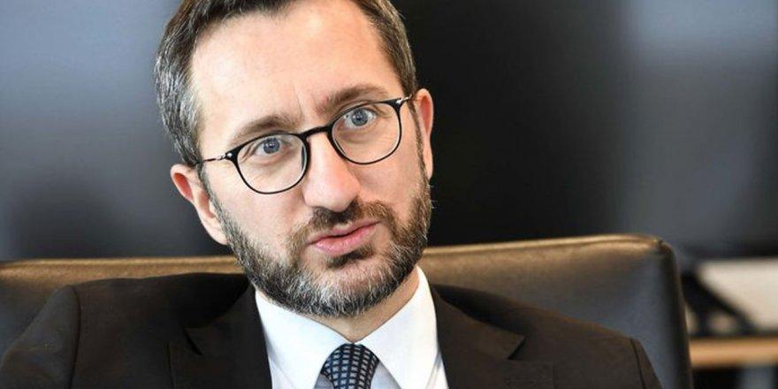 Fahrettin Altun Saray'a giden CHP'li açıklaması