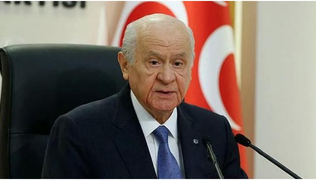 MHP lideri Devlet Bahçeli'den, 'Erdoğan'la görüşen CHP'li' iddialarına açıklama