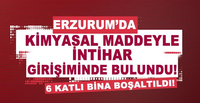 Erzurum'da siyanür alarmı...