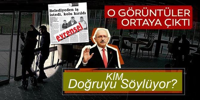 Erzurum'da bir garip olay: Kim doğruyu söylüyor!