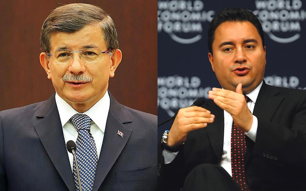 Ali Babacan ve Ahmet Davutoğlu'nun partisinde kimler olacak?