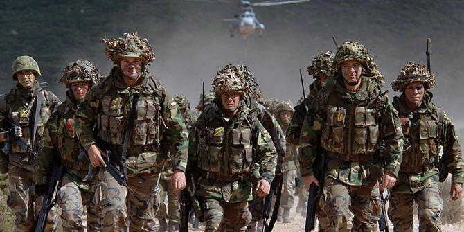 NATO'nun en güçlü ülkeleri belli oldu! İ