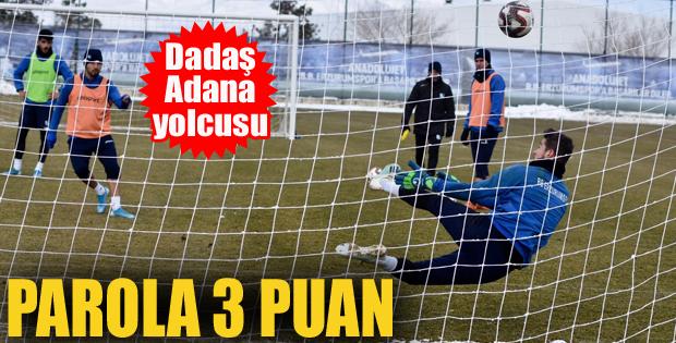 Dadaş, Adana yolcusu