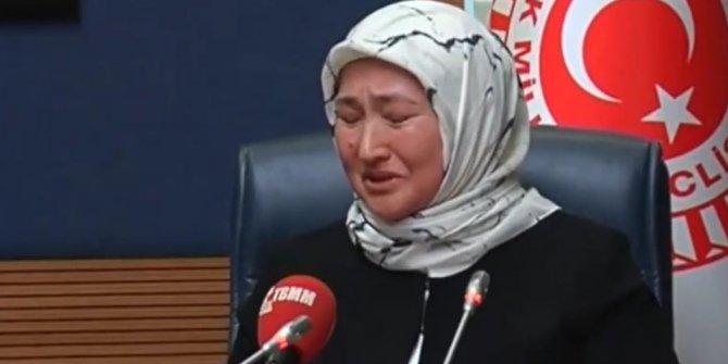 Doğu Türkistan'da yaşadığı zulmü gözyaşlarıyla anlattı