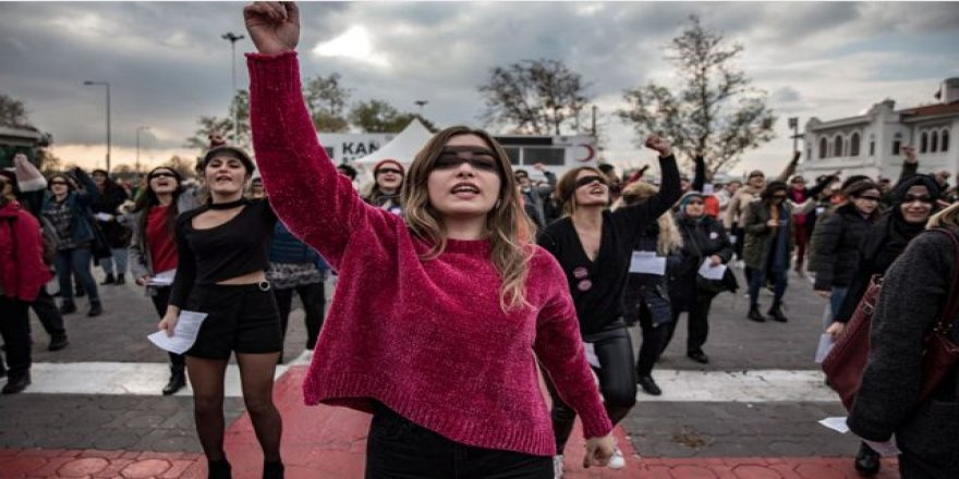 Kadıköy'deki kadın eylemine ilişkin valilikten açıklama