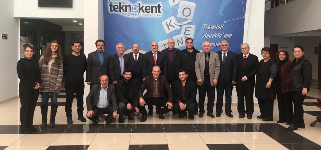 """Başkan Tanfer: """"Erzurum'a katma değer katacağız"""""""