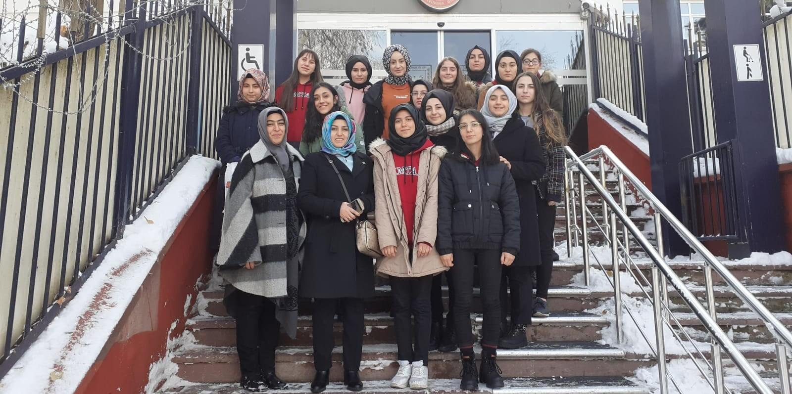 Öğrencilerden Mehmetçiğe mektup