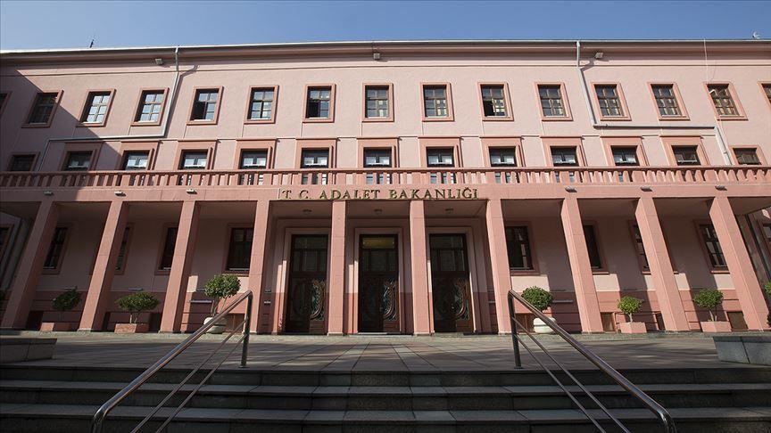 Adalet Bakanlığı Sözcüsü Çekin: 289 fiili darbe davasının 271'i karara bağlandı