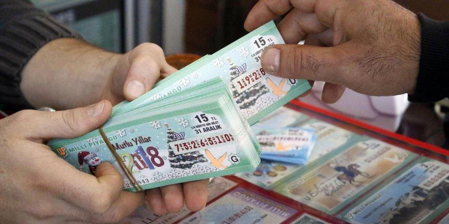 Yılıbaşı çekilişi öncesi vatandaşlara 'sahte Milli Piyango bileti' uyarısı!