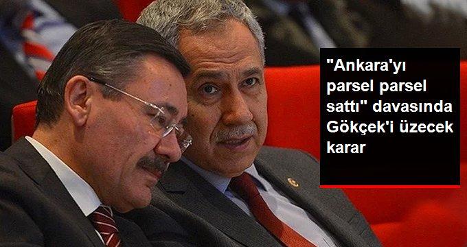 """Bülent Arınç'ın """"Ankara'yı parsel parsel sattı"""" sözlerine dava açan Melih Gökçek'i üzecek karar"""