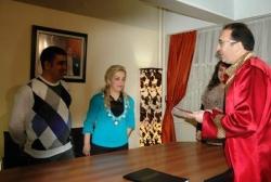 Erzurum'da 11.11.11 nikahı