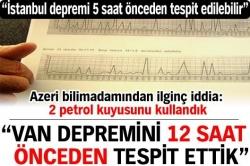 Azeri bilim adamları açıkladı!