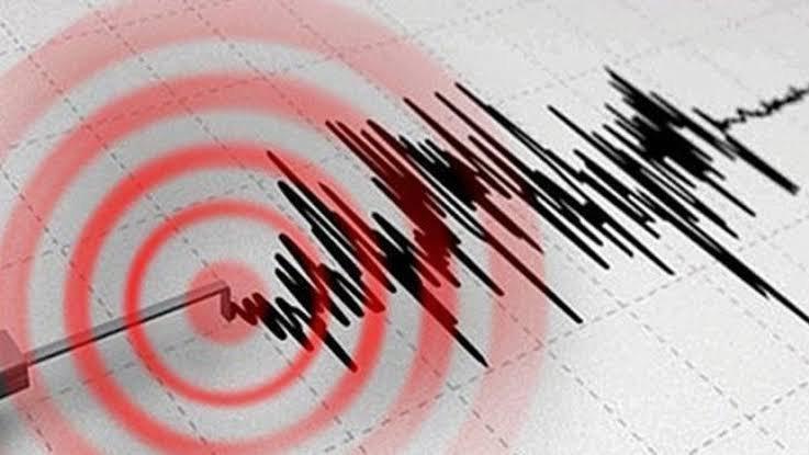 Elazığ'da deprem 4.9!
