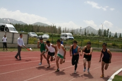 Erzurumlu atletler damga vurdu