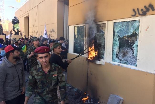 Irak'taki saldırının ardından Haşdi Şabi'den ilk açıklama!