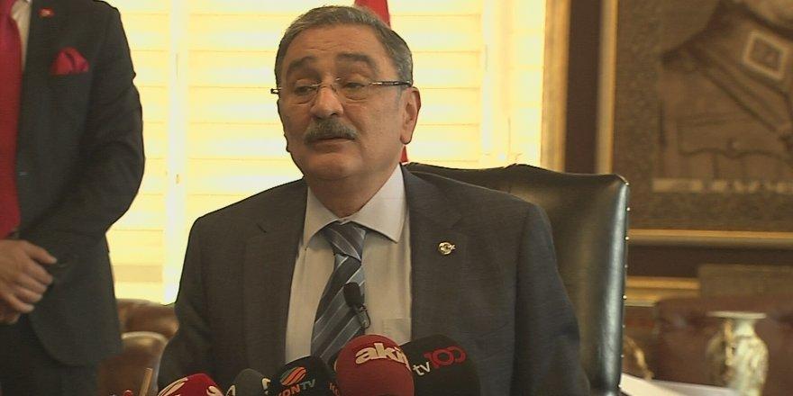 Sinan Aygün'ün kardeşi Sibel Aygün de istifa etti