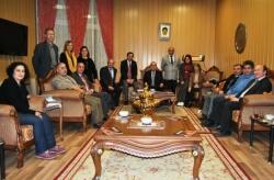 Erzurum'da yeni platforum