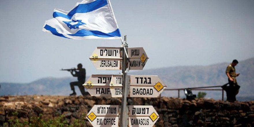 İsrail'den 'İran'a karşı birlik olalım' çağrısı