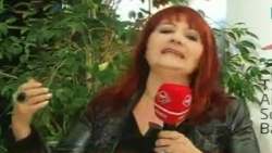 Bu TRT muhabiri konuşuluyor!