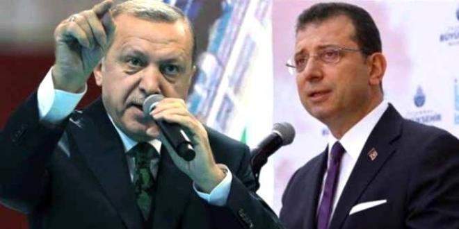 'İmamoğlu iptal etti, Erdoğan talimat verdi' demişti!