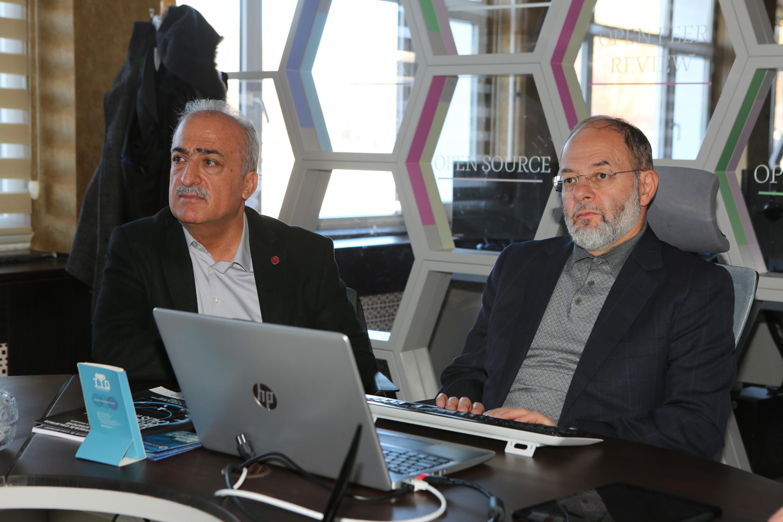 Akdağ, Atatürk Üniversitesini ziyaret ederek çalışmalar hakkında bilgi aldı