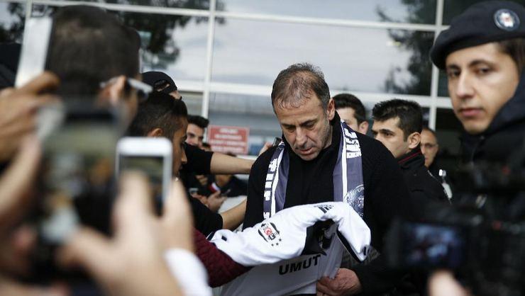 Beşiktaş'ta Erzurum'a uçuş bugün