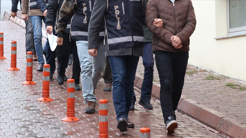 16 ilde FETÖ/PDY operasyonu: 30 gözaltı