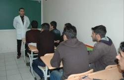 Üniversiteye Erzurum'da hazırlanıyorlar