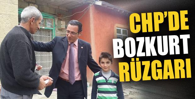 Erzurum CHP'de Orhan Bozkurt rüzgarı