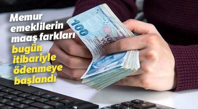 Bakan Selçuk: 'Emeklilerimize maaş farklarını bugün itibarıyla ödemeye başladık'