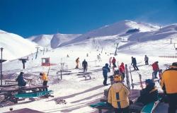 Palandöken'de Kayak Erken Başladı