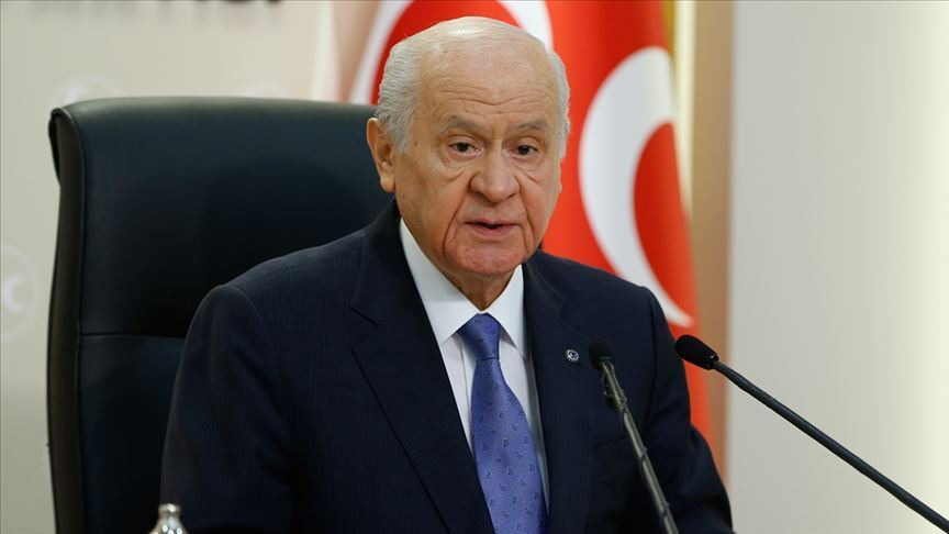 MHP Genel Başkanı Bahçeli: Depremin acı sonuçları milli birlik ve dayanışmayla etkisiz hale getirilecektir