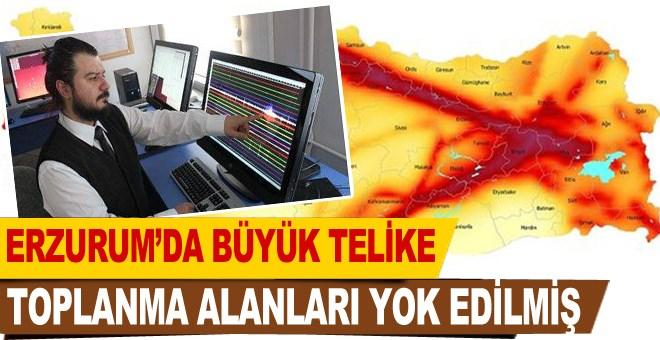 Erzurum Depreme Ne Kadar Hazırlıklı?