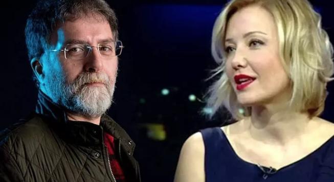 Berna Laçin'den Ahmet Hakan'a sert tepki: Pes!