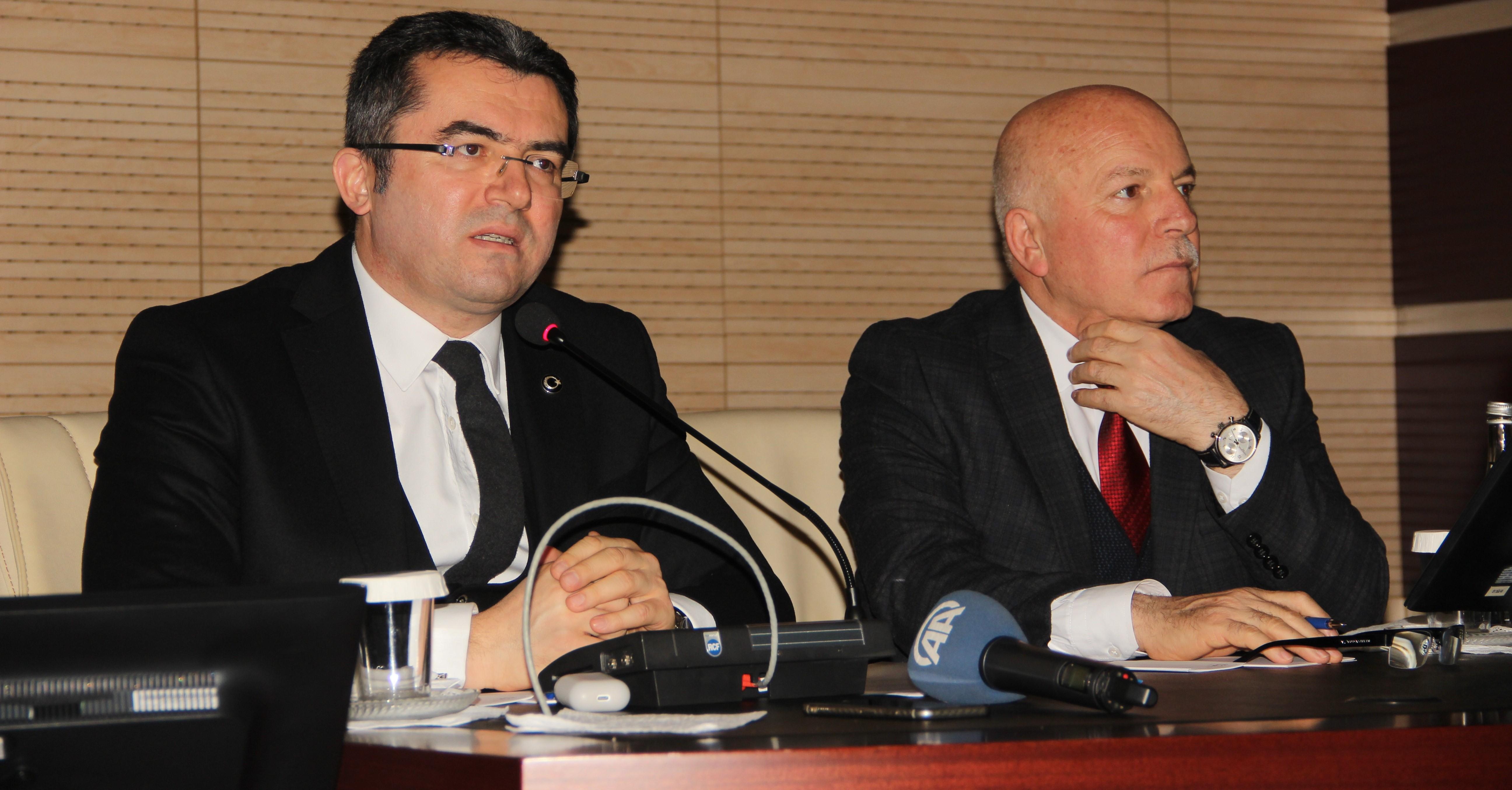 İl Koordinasyon Kurulu, yılın ilk toplantısı yapıldı