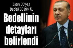 Başbakan Erdoğan açıklayacak