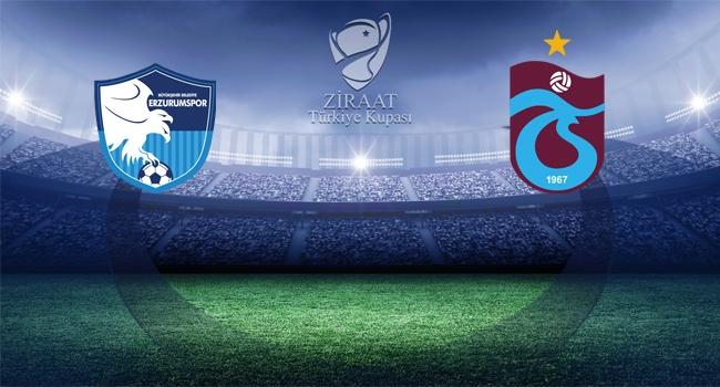 Trabzonspor, BB Erzurumspor deplasmanında