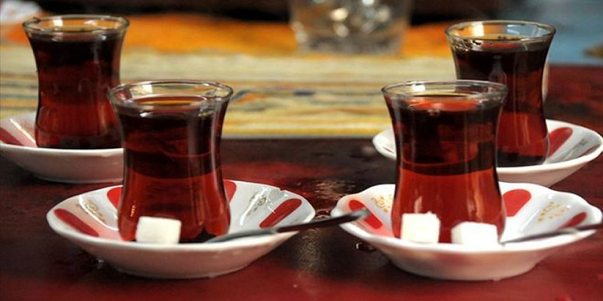 Dünyaca ünlü çay markaları satılıyor!