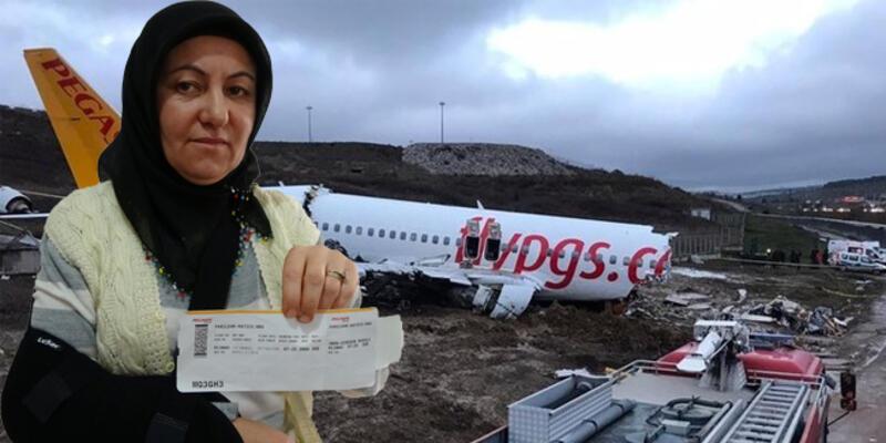 Uçak kazasından yaralı kurtulan kadın: Halen şoktayım