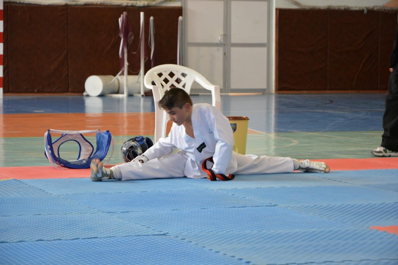 Taekwondo müsabakaları tamamlandı