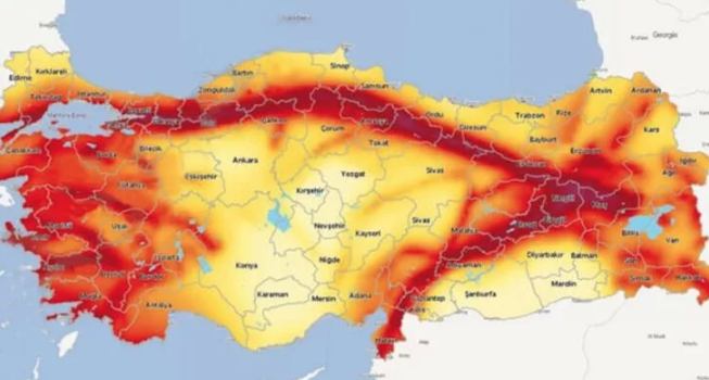 CHP'li vekilden depreme karşı Meclis'e 'Fay Hattı' kanun teklifi