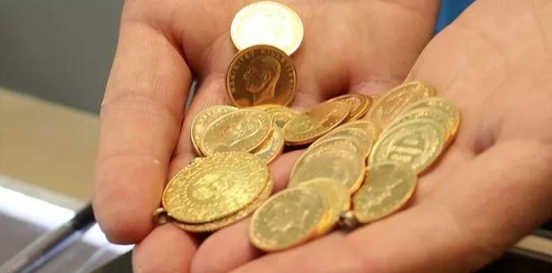 Günün gram altın ve çeyrek altın fiyatı