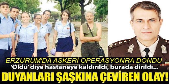 Albay Feyza Güllü'nün tek isteği var