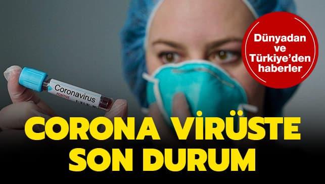 Dünyada 'koronavirüs' paniği! İşte salgında son gelişmeler