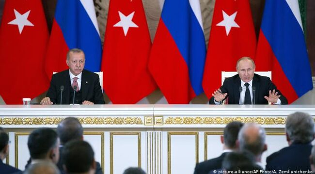 Rusya'dan Erdoğan'a yanıt: Söz konusu değil