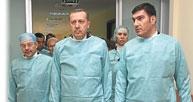 Erdoğan'a başarılı operasyon!