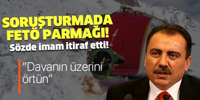 Muhsin Yazıcıoğlu soruşturmasında FETÖ parmağı! .
